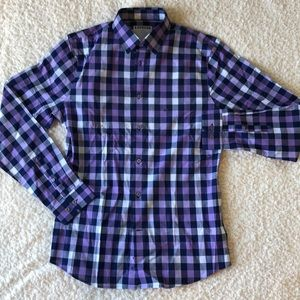 Brand new never worn Express men's dress shirt